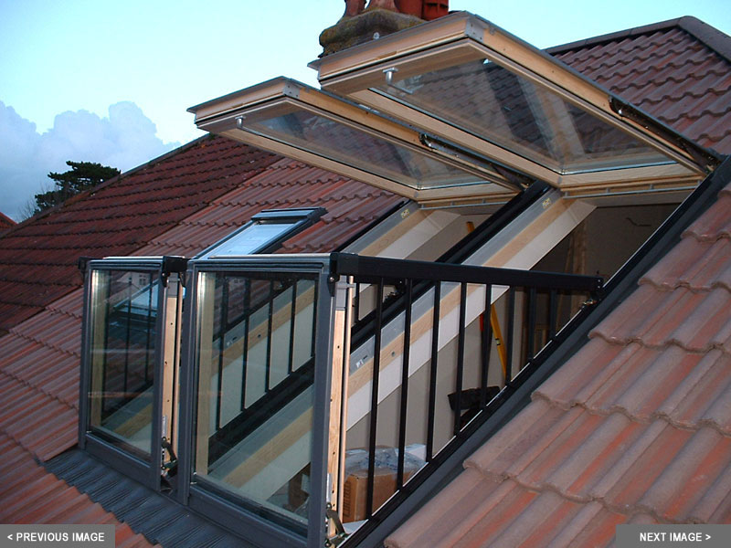 loft conversion ideas hipped roof - Velux loft conversions by Skyline of Bristol & Bath