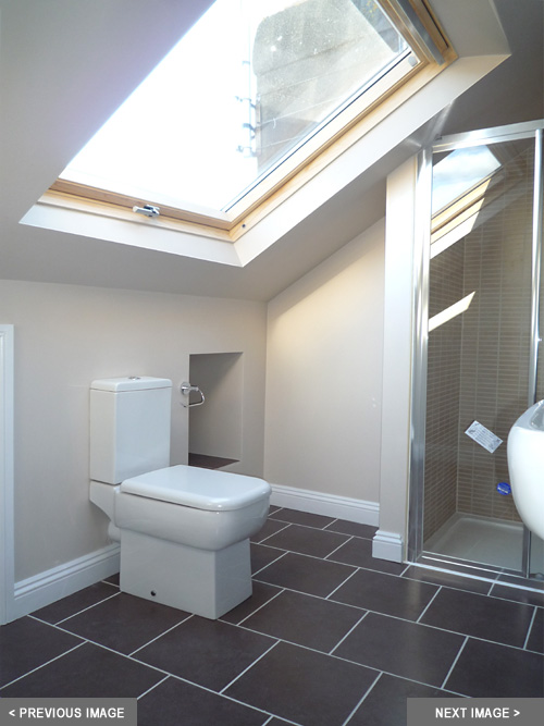 loft conversion bathroom ideas loft conversions with en suite bathrooms 20402