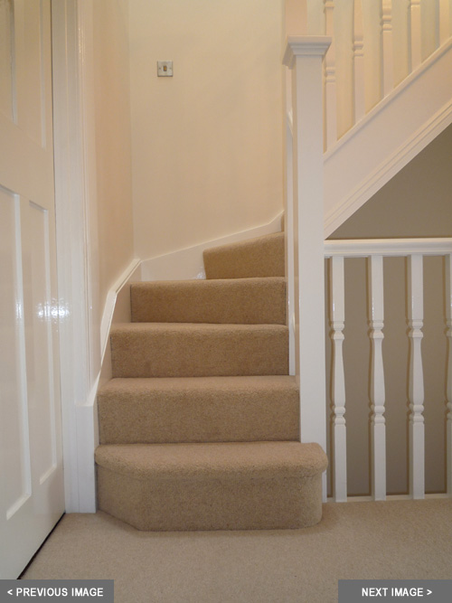 Loft Conversion Staircases In Bristol And Bath